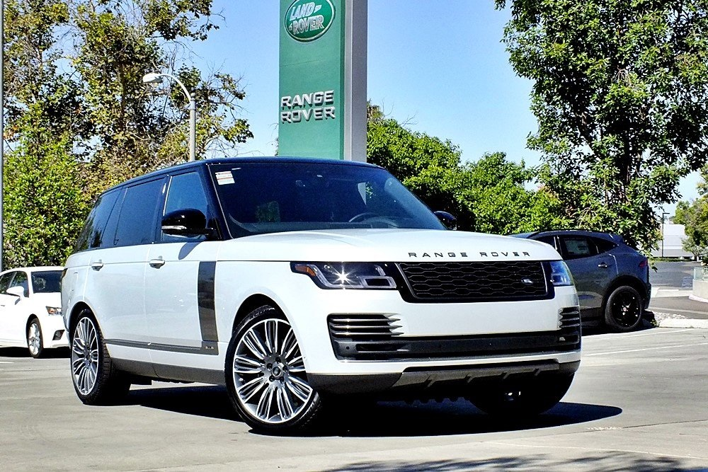 Range Rover Autobiography >> New 2020 Land Rover Range Rover 5 0l V8 Supercharged Autobiography With Navigation 4wd